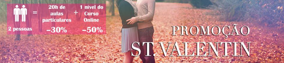 Promoção St, Valentin falar Francês - IFESP