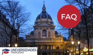 FAQ Universidades Francesas
